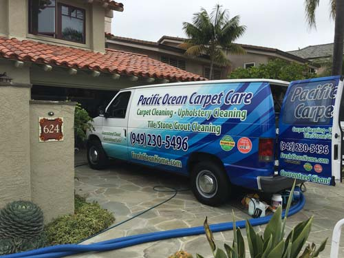 Pacific Ocean Carpet Care - Orange County