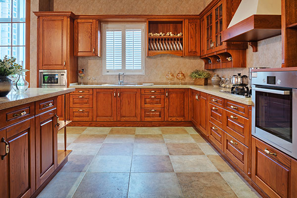 Kitchen Tile & Grout Cleaning