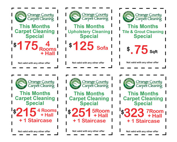 Carpet Cleaning Coupons Carpet Cleaning Specials