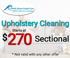 sectional cleaning starts at $2700